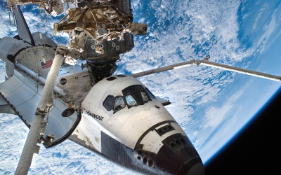 12 amazing photos of astronauts on the job