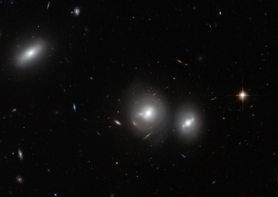 An extraordinary view of the universe