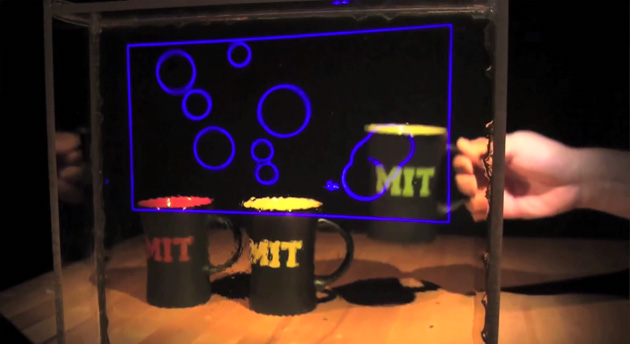 MIT's new transparent screen may lead to cheap heads-up displays
